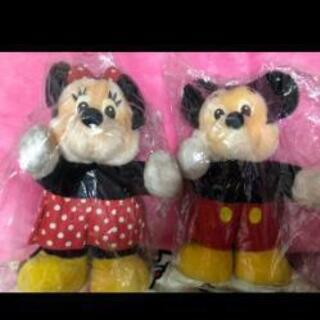 ミッキー&ミニー  レトロ