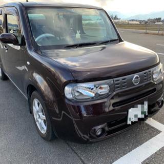 美車 日産キューブ 平成21年式 15X-Vセレクション 2WD...