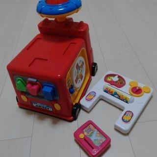 ディズニー ミッキー へんしんドライブ 知育ボックス 幼児 車