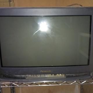Panasonic30型プラズマテレビ、テレビ台付き。