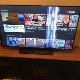液晶テレビ パナソニック ビエラ 49型