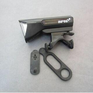 INFINI インフィニ 自転車用フロント LEDライト 乾電池式