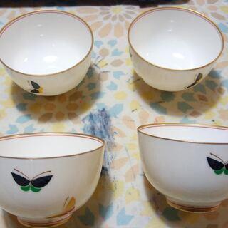 有田焼 香蘭社 白磁茶器
