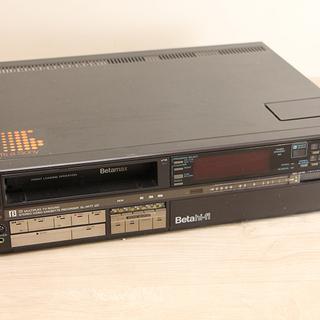 SONY Betamax SL-HF77 Beta hi-fi ...