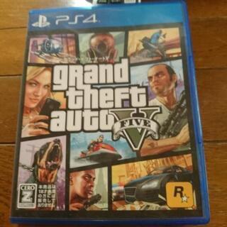 PS4 grand theft auto Ⅴ