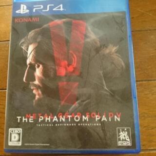 PS4 METAL GEAR SOLID Ⅴ PHANTOM PAIN