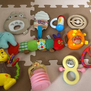 赤ちゃんおもちゃ 11点ପ(⑅ˊᵕˋ⑅)ଓ