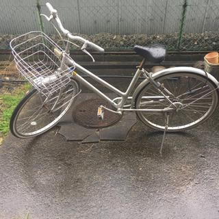 26インチ自転車かいませんか?値下げしました