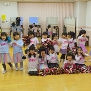 =生徒大募集中=LOICX☆チアダンススクール 名古屋西幼稚園校