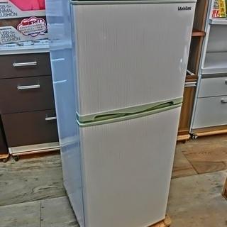 Elabitax 2ドア 138L 直冷式 冷凍冷蔵庫 ER-1...