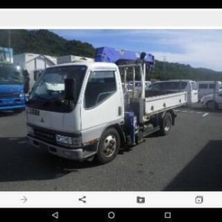 ◆車検長い◆ キャンター タダノ3段クレーン