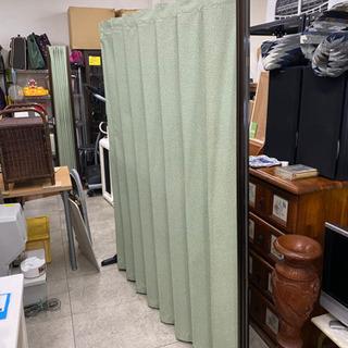 KOKUYO カーテンパーテーション 中古 リサイクルショ…