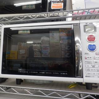 シャープ オーブンレンジ 2015年製 RES5CW 電子レンジ...