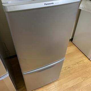 No.8 Panasonic 138L冷蔵庫 2017年