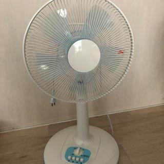 【美品】使用1年未満の扇風機