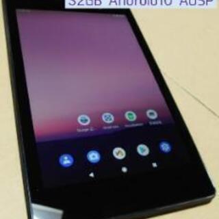Nexus7 2013 32GB 中古 Android10 バッ...