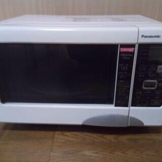 Panasonic オーブンレンジ950W 2010年製