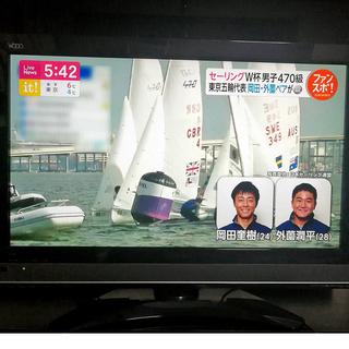 HDD内蔵【2番組同時録画】HITACHI 日立 32型 32イ...