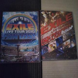 EXILE DVD2セット2枚組 LIVE TOUR2005 A...