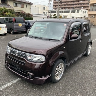 キューブ 車両価格34.8万円 愛知・岐阜・三重限定
