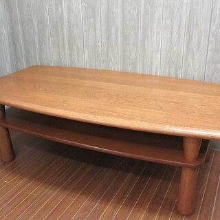 ss0710 木製 センターテーブル ローテーブル ライトブラウ...