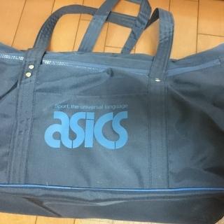 【お譲りします】asicsスポーツバッグ