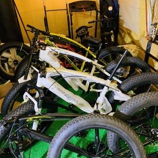 自転車 マウンテンバイク ファットバイク 説明文必ずご確認…