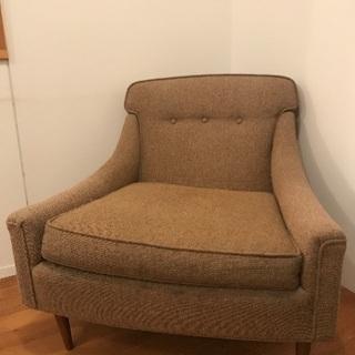 【1人がけソファ】目黒のヨーロッパ中古家具専門店で購入