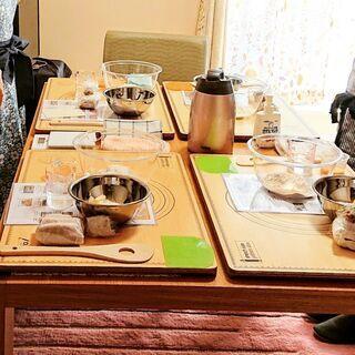 【女性専用教室】休みの日にはパンを作ろう!~手ごねパン教室 sh...