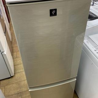 【安心6か月保証】SHARPの2ドア冷蔵庫/中古冷蔵庫/格安冷蔵...