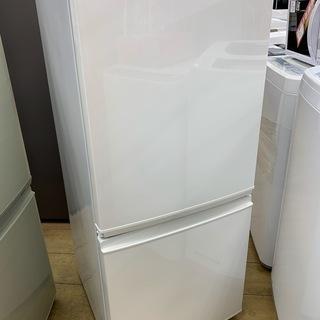 【1年保証】SHARPの2ドア冷蔵庫/中古冷蔵庫/格安冷蔵庫/武...