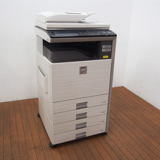 SHARP デジタルフルカラー複合機 MX-2301FN 動作良...