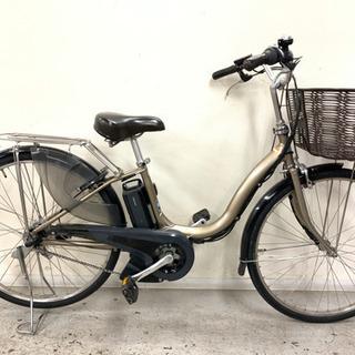 新基準ヤマハパスナチュラ8.7Ah電動自転車中古