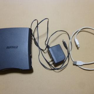 BUFFALO 外付けハードディスク HD-CL1.0TU2 1TB