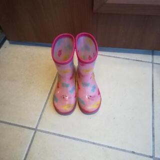 ミキハウス 長靴 15センチ