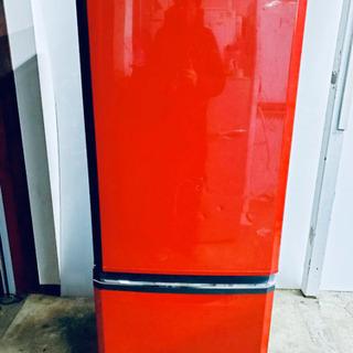 260番 MITSUBISHI✨ノンフロン冷凍冷蔵庫❄️ MR-...