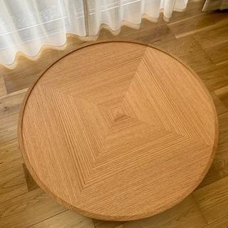リビングテーブル 定価57000円 ほぼ未使用の画像