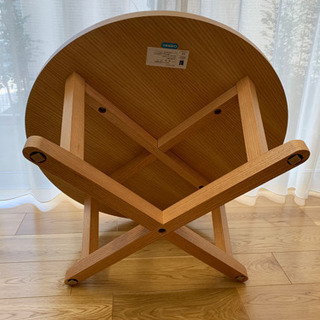 リビングテーブル 定価57000円 ほぼ未使用 - 家具