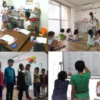 英検対策しながら、会話力を身に付ける大野英語塾