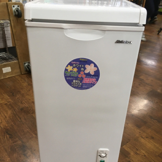 Abitelax 2017年製 上開き式冷凍庫 ACF-603C