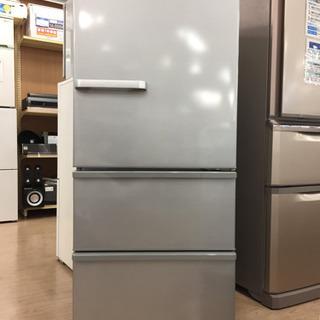 【12ヵ月安心保証付き】AQUA 3ドア冷蔵庫 2018年製