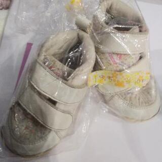 キッズ女の子靴です。