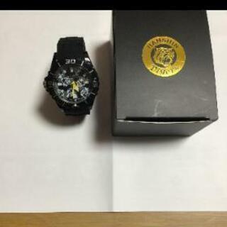 阪神タイガース腕時計(記念品)非売品品