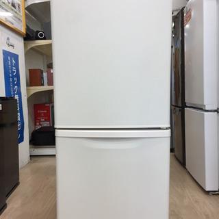 【12ヶ月安心保証付き】Panasonic 2ドア冷蔵庫 2018年製