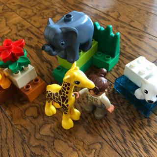 レゴ LEGO デュプロ ちいさな動物園 4962