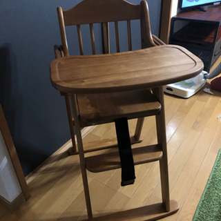 子供用椅子♪