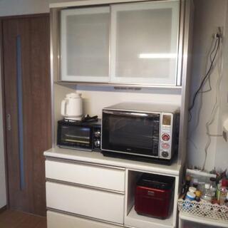 ニトリ 食器戸棚