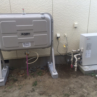 灯油給湯器、ボイラー交換工事20000円から