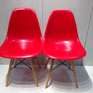 ■Z741■WILL 椅子 チェア 2脚セット ウィルリミ…