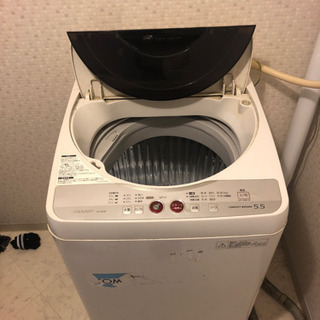 急募 洗濯機